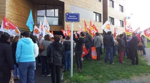 Communiqué de presse SNU Pôle Emploi et CDMT Emploi