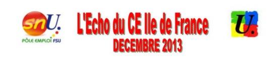 Echo CE ASC décembre 2013