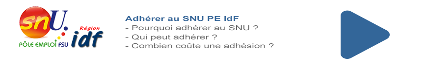 Adhérer au SNU PE IdF