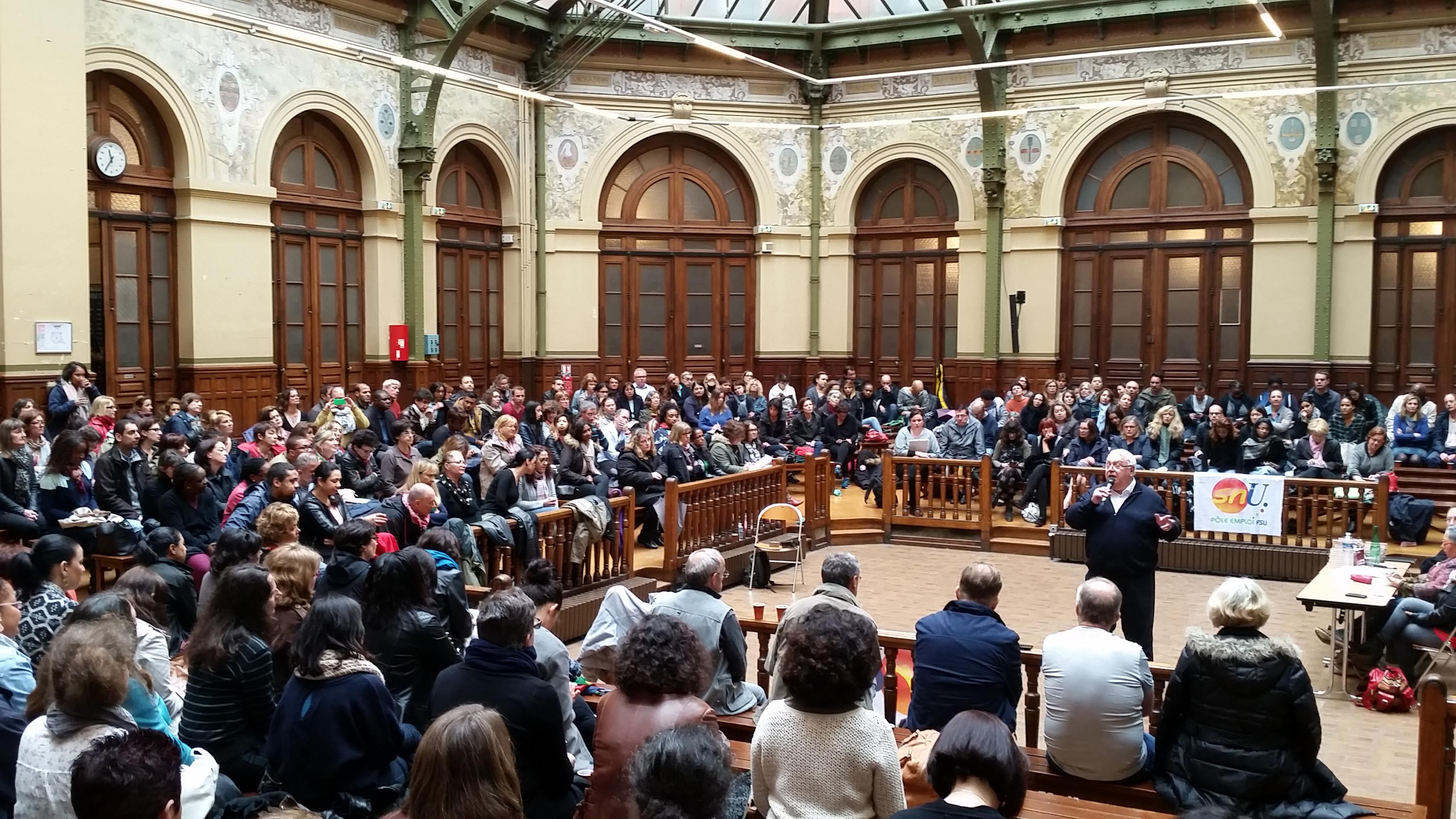 """Gérard Filoche à propos de la """"loi travail"""""""