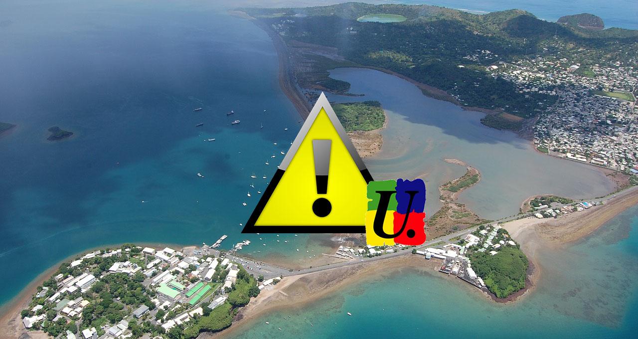 Courrier de la FSU adressé à Matignon sur la situation de Mayotte