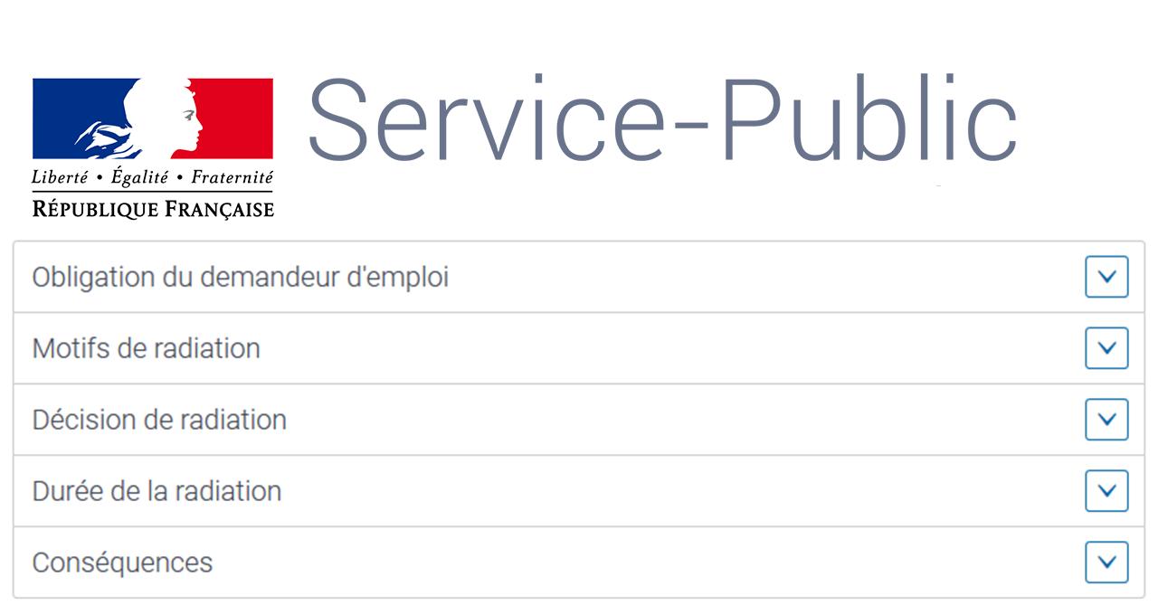 Pôle emploi ne rend plus service au public