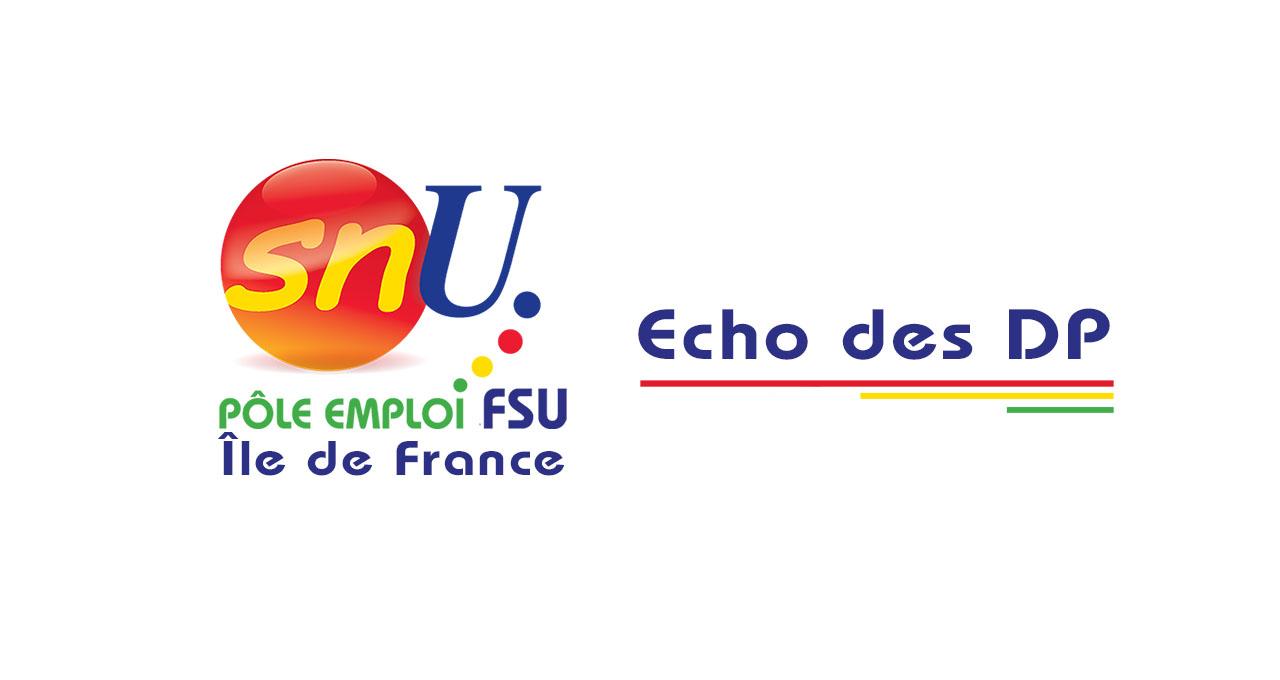 Echo des DP mai 2018