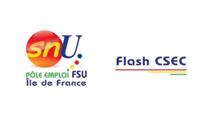 Flash CSEC des 22 et 23 décembre