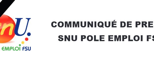 Drame survenu dans une agence de Valence : communiqué du SNU POLE EMPLOI FSU